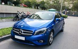 Chiếc hatchback cũ này của Mercedes-Benz chỉ đắt hơn Toyota Yaris 70 triệu đồng