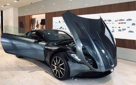 Aston Martin DB11 V8 đầu tiên tại Việt Nam chính thức có chủ