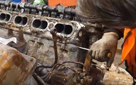 Góc tò mò: Mổ xẻ động cơ… xe tăng có những gì?