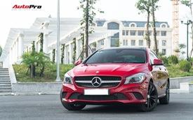Chủ xe bán Mercedes-Benz CLA 200 giá 1 tỷ đồng, dành tiền để làm việc này ngay khi có thể