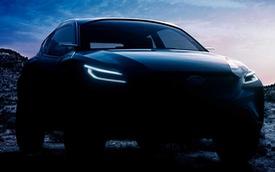 Subaru Viziv Adrenaline - SUV Nhật hoàn toàn mới cho dân chơi