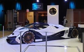 """Devel Sixteen - Siêu xe Dubai 5.000 mã lực đe dọa """"nhấn chìm"""" Bugatti Chiron cháy hàng, khách đặt 2 năm mới có xe"""