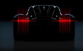 """Aston Martin công bố hình ảnh đầu tiên của siêu xe """"giá rẻ"""" mới, cạnh tranh Ferrari 488 GTB"""