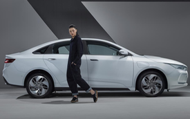 Xe 'mác Trung Quốc, chất Volvo' chính thức lộ diện