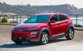 Hyundai Kona bản thường đã hot, tới bản chạy điện cũng sản xuất không kịp bán