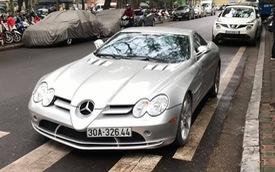 Sau một năm vắng bóng, 'mũi tên bạc' Mercedes-Benz SLR McLaren độc nhất Việt Nam bất ngờ trở lại