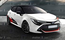 Toyota xác nhận Corolla sẽ có phiên bản hiệu suất cao