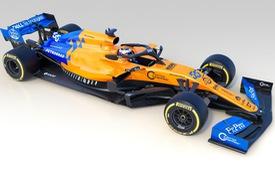 """Khám phá bí ẩn sau lớp sơn """"đu đủ"""" của siêu xe Công thức 1 McLaren"""