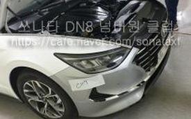 """Đây chính là Sonata 2020 gắn với """"khát vọng đổi đời"""" của Hyundai, tham vọng vượt Toyota Camry"""