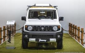 Suzuki Jimny lộ giá rẻ bất ngờ trước khi ra mắt Đông Nam Á