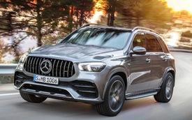 Ra mắt Mercedes-Benz GLE53 - Bản AMG đầu tiên của GLE thế hệ mới