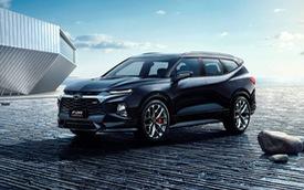 SUV 3 hàng ghế Chevrolet Blazer XL được đánh giá cao nhưng khách Việt còn phải mòn mỏi chờ đợi