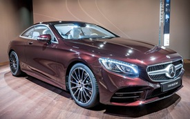 Mercedes-Benz S-Class khai tử bản coupe, cabrio từ 2020