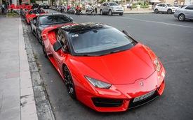 Đại gia Sài Gòn, Đà Lạt chuyên buôn lớn khoe dàn xe Lamborghini, Ferrari khủng