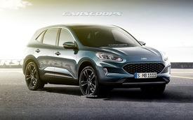 Biết gì về Ford Escape 2020 ra mắt giữa năm nay cạnh tranh Honda CR-V, Mazda CX-5?