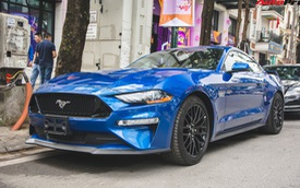 """Ford Mustang GT 2019 thứ 2 tại Việt Nam quyết không """"đụng hàng"""" khi sở hữu chi tiết ngàn đô này"""