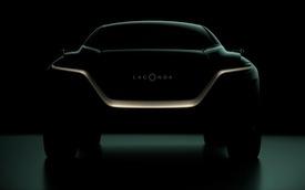 Aston Martin nhá hàng siêu SUV Lagonda đấu Lamborghini Urus