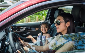 Sự kiện lái thử xe hoành tráng tại trường đua Đại Nam cùng Vietnam Star