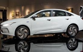 Xe sang giá phổ thông Trung Quốc mang chất Volvo lộ diện khiến nhiều người trầm trồ về độ sang xịn