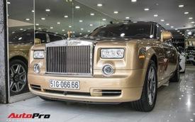 4 chi tiết biến Rolls-Royce Phantom của đại gia Sài Gòn độc nhất vô nhị