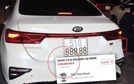 Chủ Kia Cerato biển ngũ quý 8 quyết bán 3,3 tỷ đồng - bằng giá Mercedes-Benz GLC300 và Kia Morning cộng lại