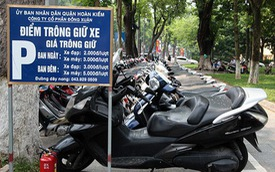 Bí thư Hà Nội: 'Gửi cái xe máy mất 200.000, đau đớn lắm!'