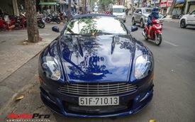 Chạy 10 năm, chiếc Aston Martin này vẫn giữ giá ngang Mercedes-Benz S-Class 2019 tại Việt Nam