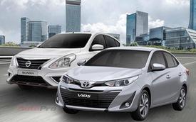 Nissan Sunny và Toyota Vios đua giảm giá 'tất tay', người Việt hưởng lợi