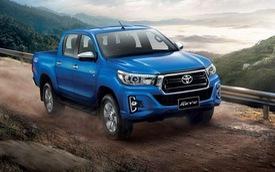 Toyota Hilux facelift mở bán tại Thái Lan, sắp xuất hiện tại Việt Nam?