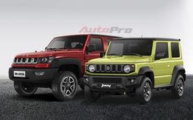 Lộ giá SUV Trung Quốc đấu Suzuki Jimny - Lựa chọn bình dân của khách Việt không đủ tiền mua Jeep, 'Mẹc G'