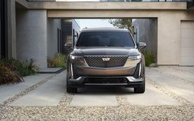 Cadillac học cách đặt tên xe của Audi nhưng còn dị hơn vài lần