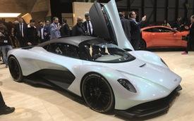 Siêu xe mới nhất của Aston Martin có tên gọi Valhalla, dùng smartphone người dùng làm hệ thống giải trí