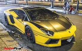 Lamborghini Aventador với lai lịch thú vị tại Việt Nam được đổi mới theo phong cách viễn tưởng