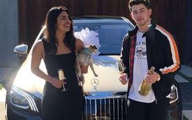 """Chồng """"nhà người ta"""" tậu Mercedes-Maybach khủng tặng vợ yêu dịp Valentine trắng"""