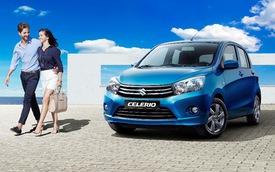Suzuki công bố giá ô tô tháng 3: Celerio tặng 1 năm bảo hiểm vật chất, giữ giá rẻ nhất phân khúc