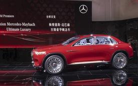 Mercedes sắp tung siêu phẩm Maybach hoàn toàn mới, 'sang xịn' nhất từ trước tới nay để sánh ngang Rolls-Royce