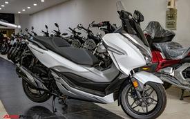 Lô hàng Honda Forza 300 nhập Ý đầu tiên về Việt Nam giá 360 triệu đồng, đã có 9 người đặt mua