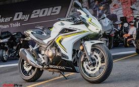 Chi tiết Honda CBR500R chính hãng đầu tiên tại Việt Nam: Giá bán 187 triệu đồng, nhập Thái, nhiều đổi mới đáng giá