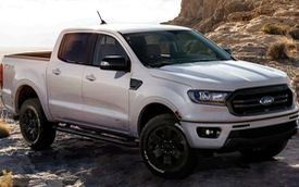 Chiều lòng khách hàng, Ford tung gói body kit tông đen mới cho Ranger