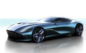 Aston Martin trình làng siêu xe DBS GT Zagato 'mua 1 tặng 1'