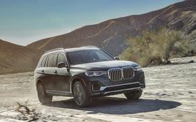 Đánh giá BMW X7 2019 được THACO đưa về ngay năm nay: Sinh ra để đứng đầu và đây là lý do
