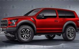 Ford thực sự hồi sinh SUV vuông vắn như G-Class và đã đem tới đại lý để chuẩn bị bán ra