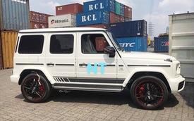 """Khui công Mercedes-AMG G63 Edition 1 hàng độc tại Việt Nam - Siêu phẩm tiếp theo của Minh """"nhựa""""?"""