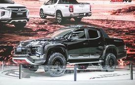 Mitsubishi đăng ký bản quyền cho đối trọng Ford Ranger Raptor