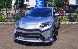 Chủ xe Honda độ HR-V thành Lamborghini Urus, dân mạng cho 5 điểm vì nỗ lực chưa đủ