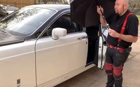 Rolls-Royce Phantom rẻ nhất nước Mỹ có giá 65.000 USD và đây là lý do