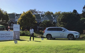 Đội tuyển golf Volvo Việt Nam đạt giải á quân thế giới