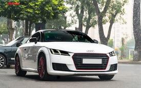 4 năm tuổi, Audi TT vẫn giữ giá hơn 1,7 tỷ đồng