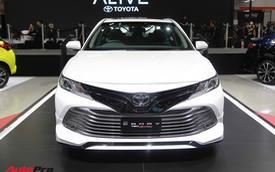 Sáng nay, Toyota Camry 2019 chính thức ra mắt tại Việt Nam