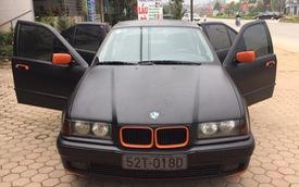 """Bán BMW 3-Series cũ giá 93 triệu đồng, chủ xe khẳng định: """"Động cơ vẫn nổ ngọt ngào"""""""